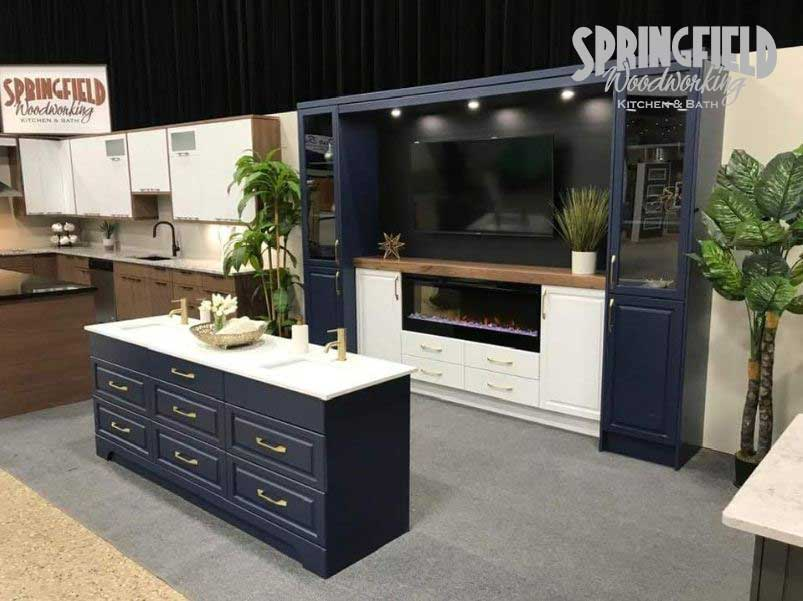 Custom Made Space Springfield Woodworking